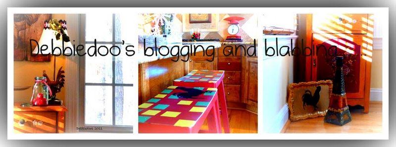 Blogging blabbing