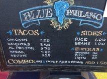 Blue Pablano