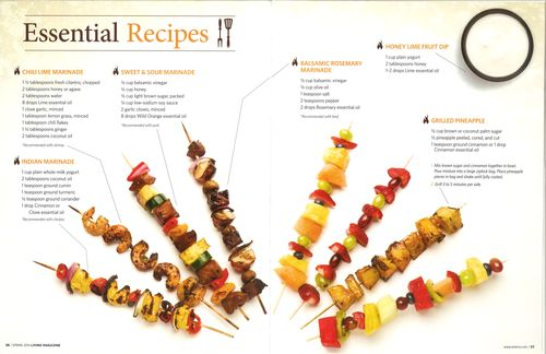 Essential Recipes